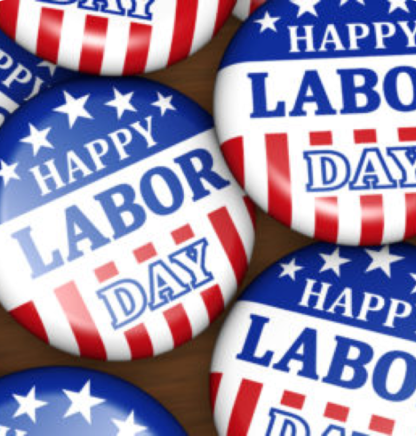 In Recognition of Labor Day