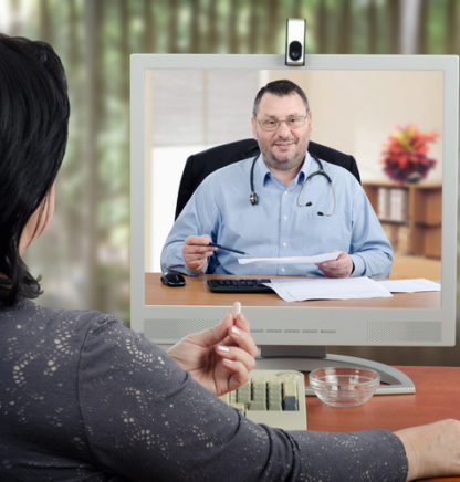 Telemedicine is When Technology Touches You