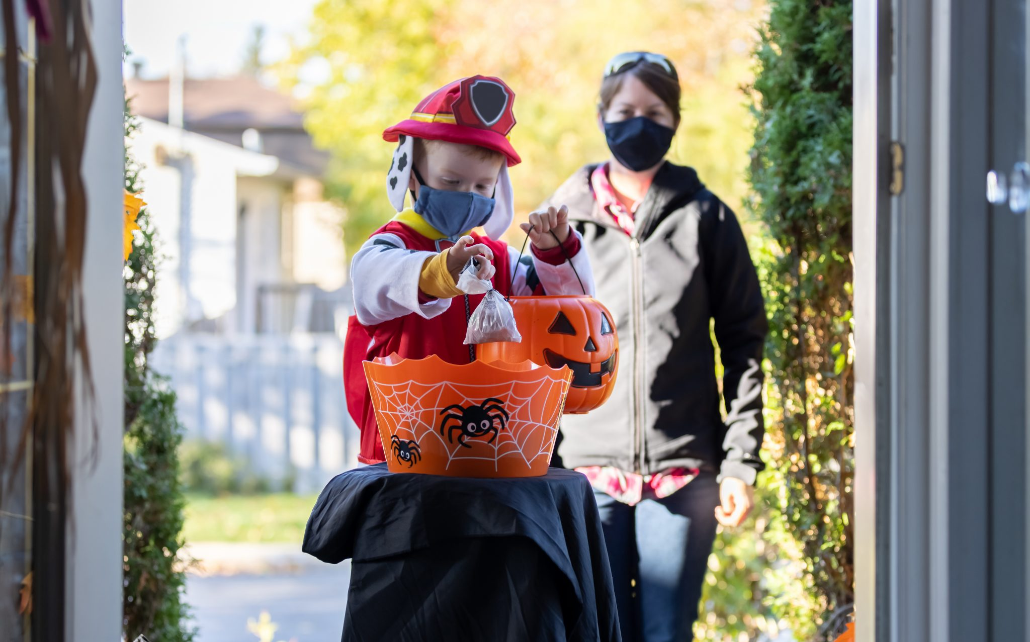 New-Normal Halloween Festivities for Work and Home