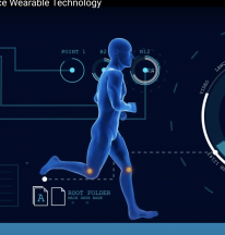 Bio-Ergonomic Surveillance Wearable Technology