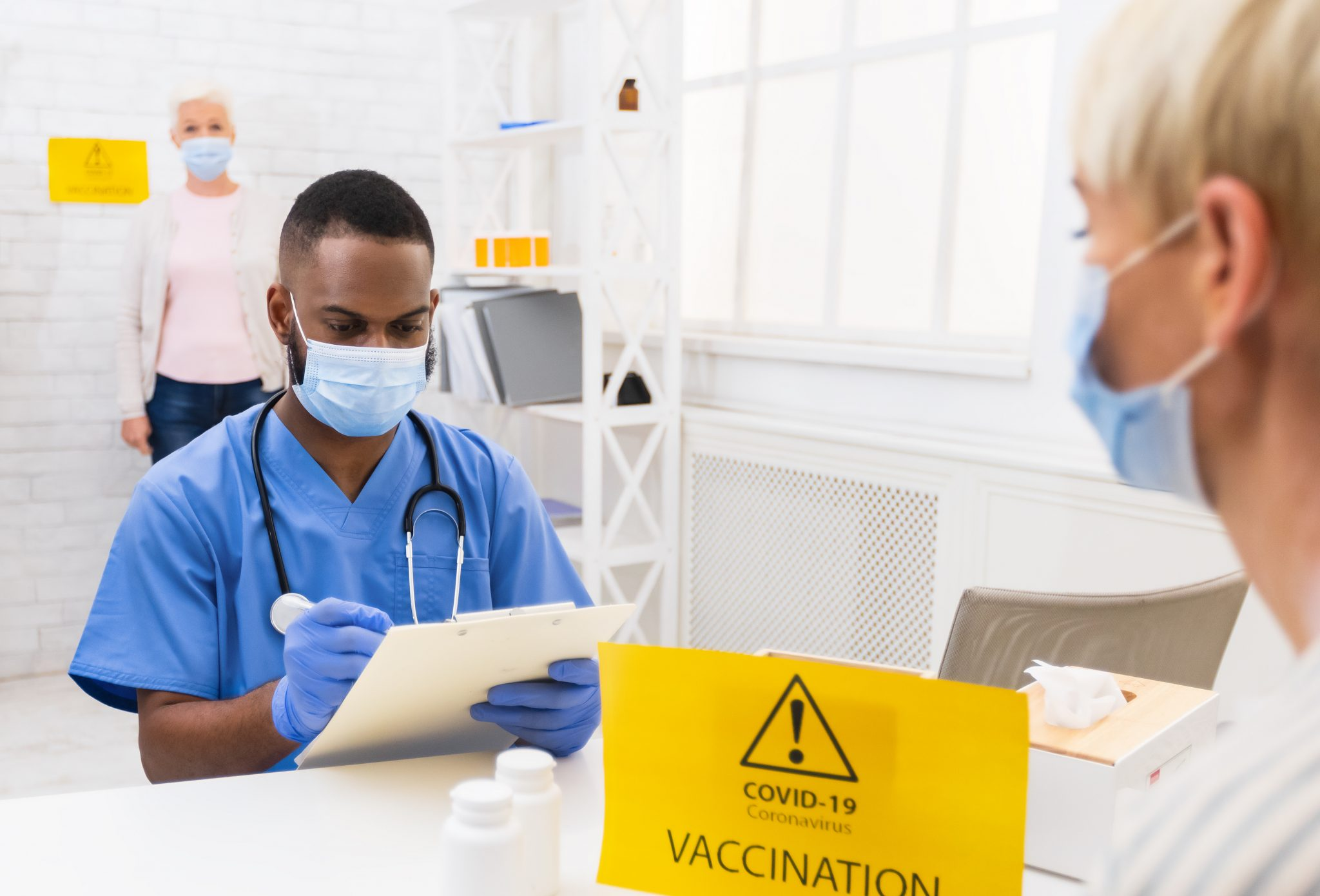 Urging Employers to Support COVID-19 Vaccination for Employees