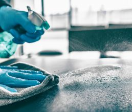COVID-19: Workplace Cleaning Guidelines