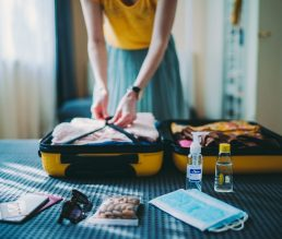 Staying Safe and Healthy While Traveling